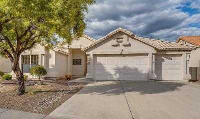Pima County, Pinal County Single Family Home For Sale: 7561 E Camino Amistoso