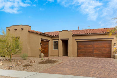 Marana Single Family Home For Sale: 10779 E Placita Reina Linda