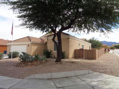 Vail AZ Single Family Home For Sale: $225,000