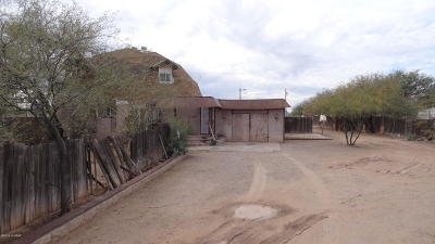 Marana Single Family Home Active Contingent: 12461 N Flintlock Road
