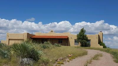 Sonoita Single Family Home For Sale: 30 Frazier Drive