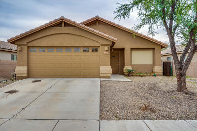 Tucson Single Family Home For Sale: 6667 W Quailwood Way