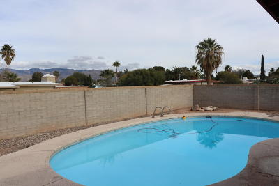 Tucson Single Family Home For Sale: 7661 E Linden Street