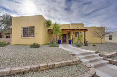 Tucson Single Family Home For Sale: 10440 E Roylstons Lane