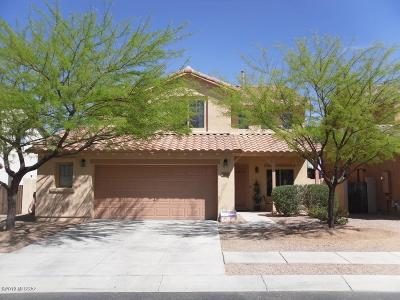 Sahuarita Single Family Home For Sale: 463 W Camino Tunera