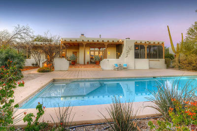 Tucson Single Family Home For Sale: 6080 W Peregrine Way