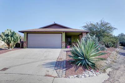 Tucson Single Family Home For Sale: 4501 W Annabelle Street