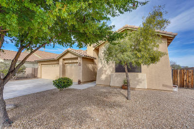 Tucson Single Family Home For Sale: 7128 W Leaf Bed Lane
