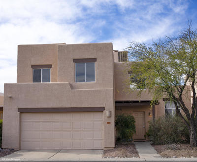 Tucson Townhouse For Sale: 3445 N Sagewood Drive