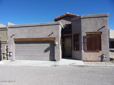 Vail AZ Townhouse For Sale: $140,000