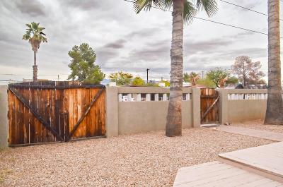 Tucson Single Family Home For Sale: 2032 E 18th Street