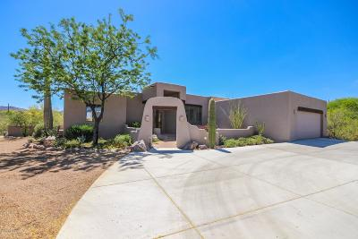 Tucson Single Family Home For Sale: 2339 N Whispering Bells Drive