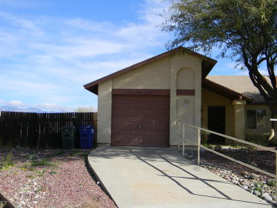 Tucson AZ Townhouse For Sale: $116,900