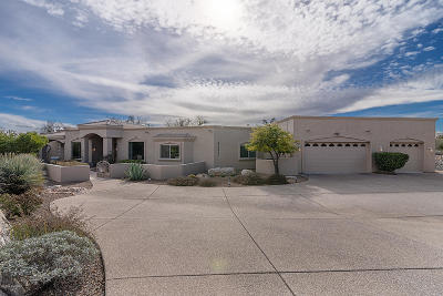 Single Family Home For Sale: 7303 N Mystic Canyon Drive