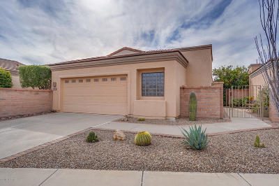 Green Valley Single Family Home For Sale: 4008 S Via Del Picamaderos