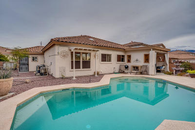 Oro Valley Single Family Home For Sale: 1321 W Tee Up Way