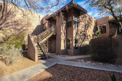Pima County, Pinal County Condo For Sale: 6655 N Canyon Crest Drive #9152