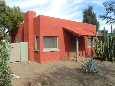Tucson Single Family Home For Sale: 2809 E Lester Street