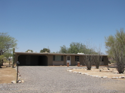 Tucson Rental For Rent: 8905 N Hickory Drive