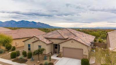 Marana Single Family Home For Sale: 4341 W Golden Ranch Place