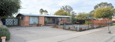 Tucson Single Family Home For Sale: 5622 E Cooper Street