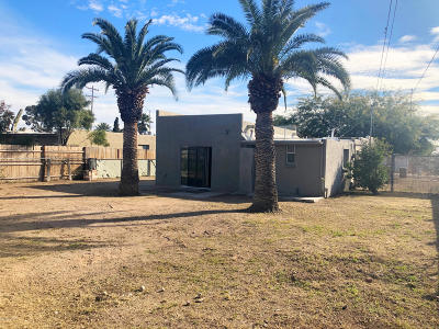 Tucson Single Family Home For Sale: 764 W Alturas Street