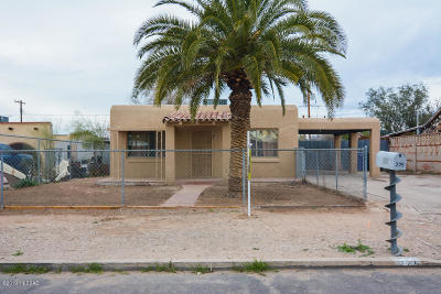 Tucson Single Family Home For Sale: 225 E Pennsylvania Drive