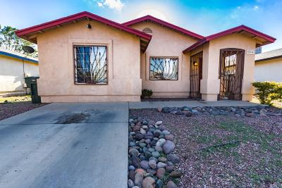 Pima County Single Family Home For Sale: 5264 S Linnet Avenue