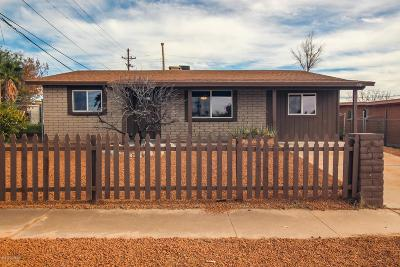 Pima County Single Family Home For Sale: 5711 S Herpa Drive