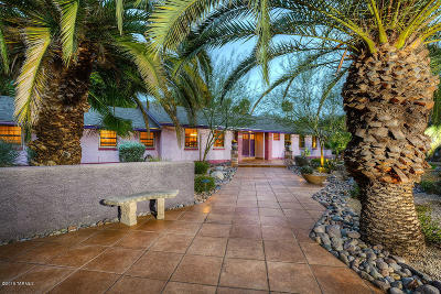 Single Family Home Active Contingent: 140 N Camino Miramonte