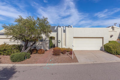 Pima County, Pinal County Townhouse For Sale: 2511 E Forgeus Place