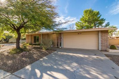 Tucson Single Family Home For Sale: 7500 E La Cienega Drive
