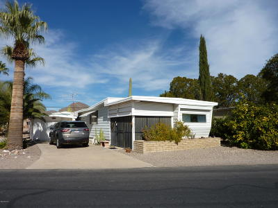 Tucson Mobile Home For Sale: 5642 W Flying M Street