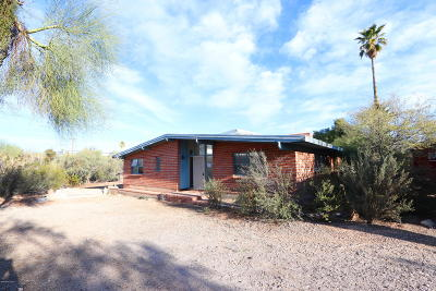 Tucson Single Family Home For Sale: 1124 W Los Alamos