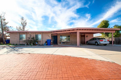 Pima County Single Family Home For Sale: 2214 E Pinon Drive