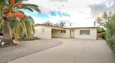 Tucson Rental For Rent: 5530 E Lee Street