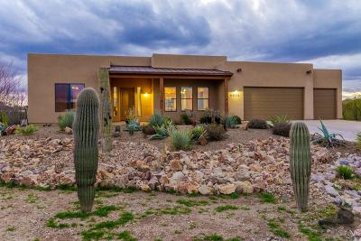 Tucson AZ Single Family Home For Sale: $400,000