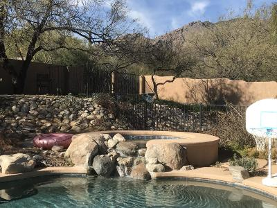 Tucson AZ Single Family Home For Sale: $499,000