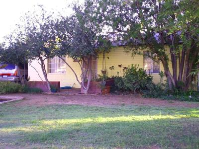 Tucson AZ Single Family Home For Sale: $164,900