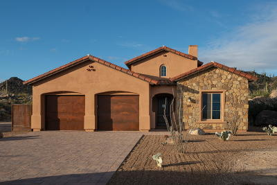 Single Family Home For Sale: 14307 N Mickelson Canyon Court