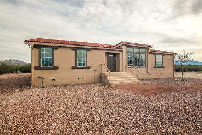 Sahuarita Manufactured Home For Sale: 18375 S Wilmot Road