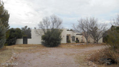 Tubac Single Family Home For Sale: 2563 Camino Shangrila Road
