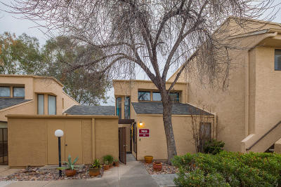 Tucson AZ Condo For Sale: $118,000