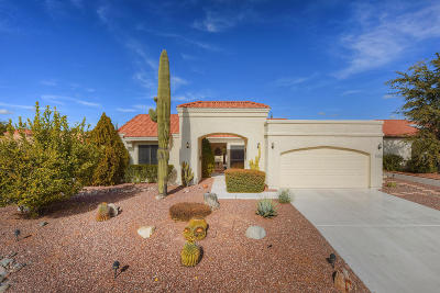 Tucson AZ Single Family Home For Sale: $280,000