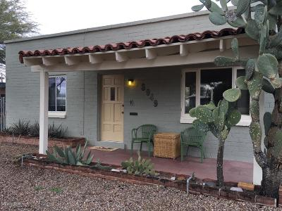 Tucson Single Family Home For Sale: 3949 E Paseo Dorado