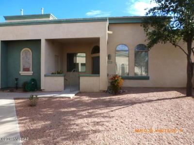 Tucson Townhouse For Sale: 2431 W Via Di Silvio