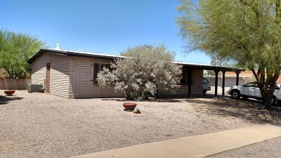 Green Valley AZ Single Family Home For Sale: $109,990