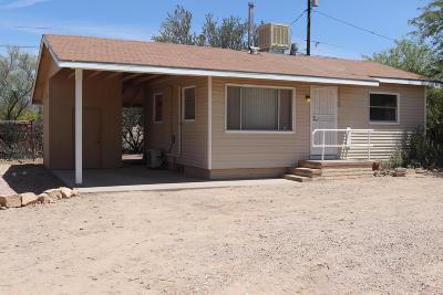 Tucson Single Family Home For Sale: 5628 W Utah Street