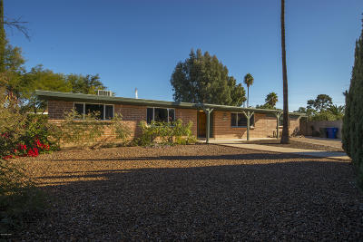 Pima County, Pinal County Single Family Home For Sale: 5948 E 3rd Street