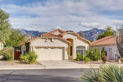 Oro Valley Single Family Home For Sale: 12122 N Sterling Avenue